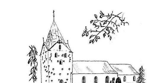 Gram Kirke: Gudstjeneste v. Gjesing/Munch kl. 9.30 - Alle Helgen - 1. gudstjeneste