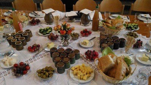 Abendandacht in der Heilig-Geist-Kirche