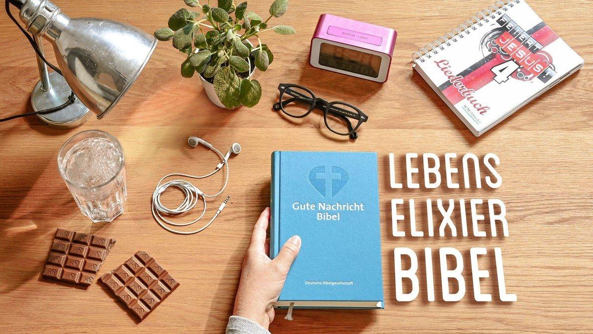 "Treffen leider abgesagt - Allianz-Gebetswoche ""Lebenselixier Bibel"""