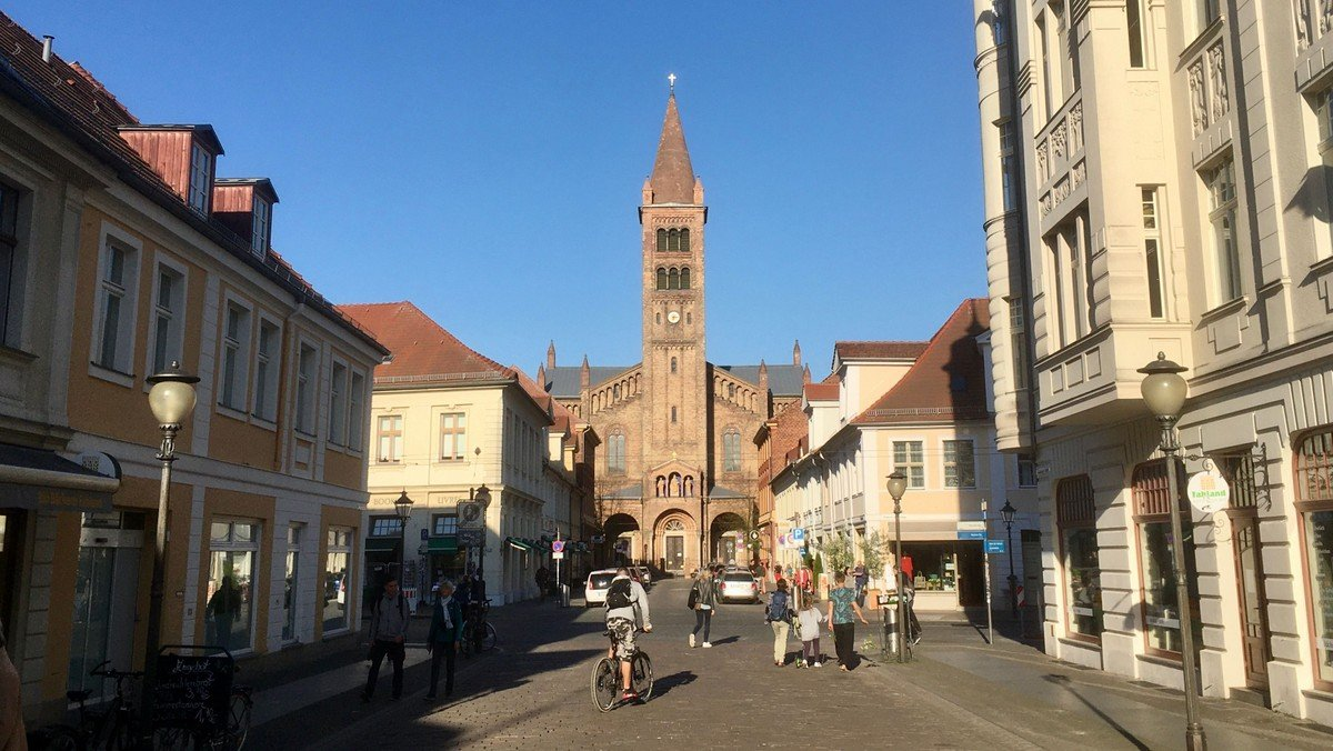 ENTFÄLLT: Heilige Messe Potsdam (mit Anmeldung)