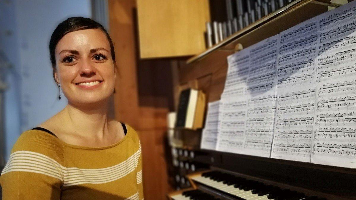 Fødselsdagskoncert med organist Tina Christiansen