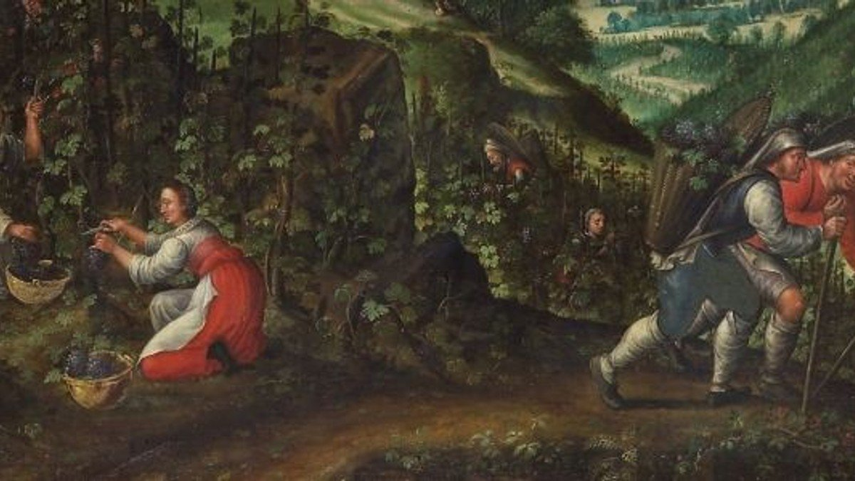 20. søndag efter trinitatis, Matthæus 21,28 - 44