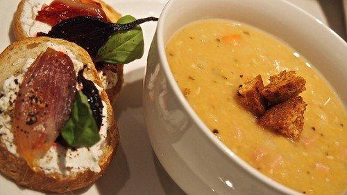 Suppeaften med andagt