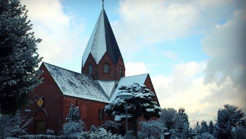 Juledag - Gudstjeneste i Hadsund kirke - MED TILMELDING
