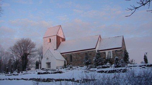 Juledag - Gudstjeneste i Vive kirke - MED TILMELDING