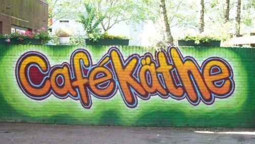 Café Käthe im Luthercampus