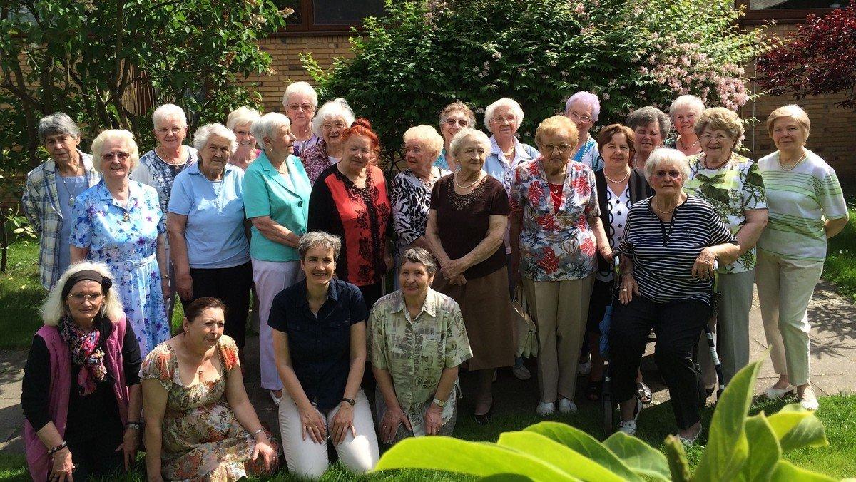 Tegel-Süd: Seniorentreff