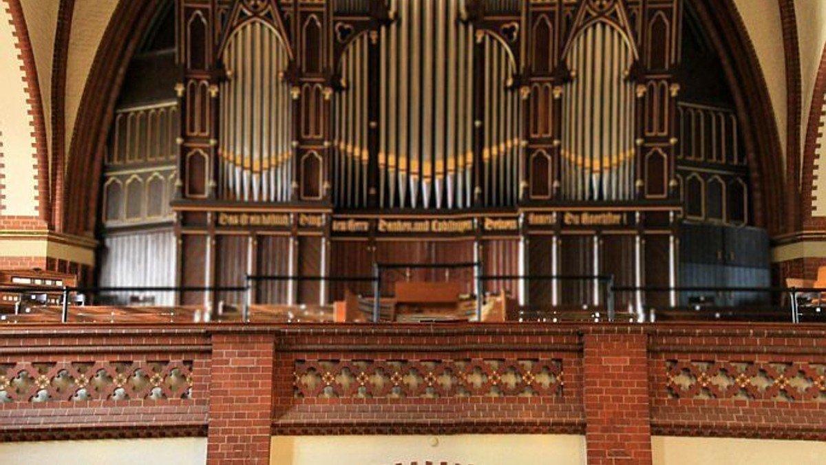 Konzert für Gesang und Orgel