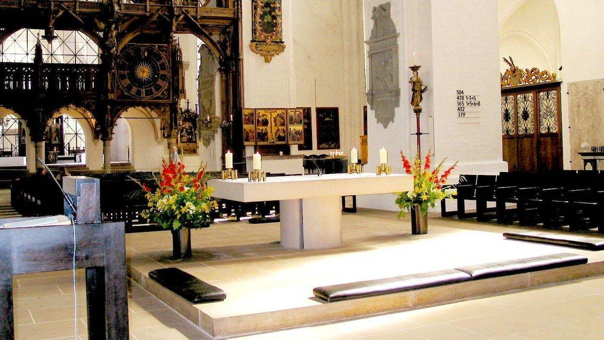 Gottesdienst am Sonntag Quasimodogeniti