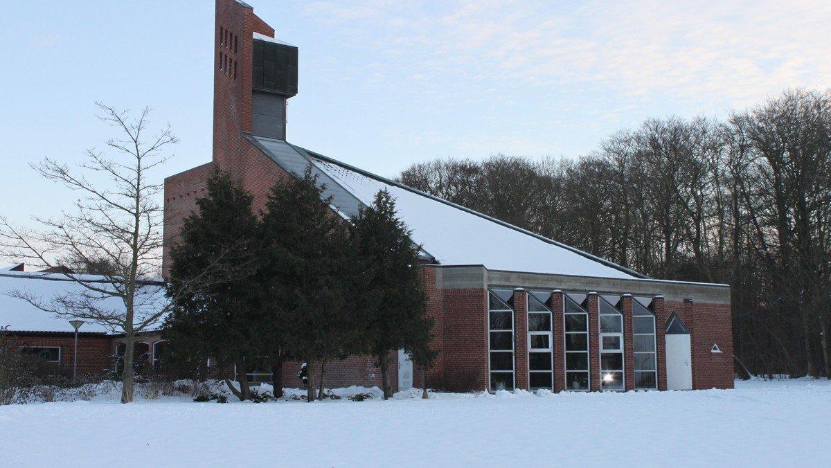AFLYST Gudstjeneste i Lindeskovkirken