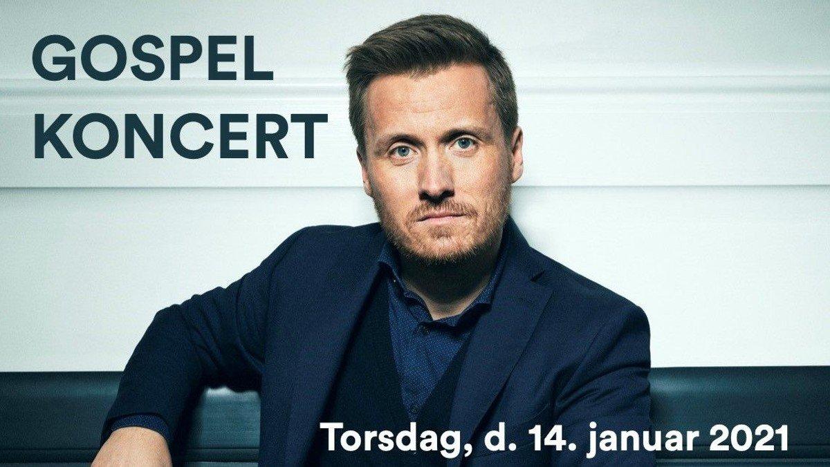 Gospelkoncert med Anders Butenko