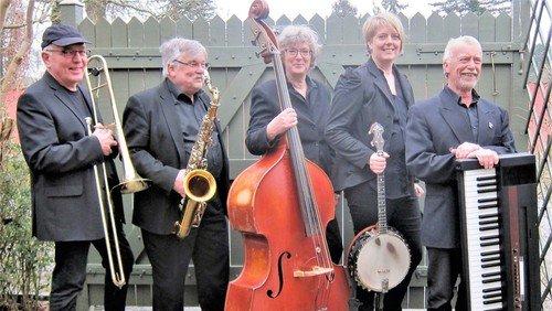 Koncert i Brøndby Strand Kirke i samarbejde med Brøndby Jazzklub (bemærk: ændret program)