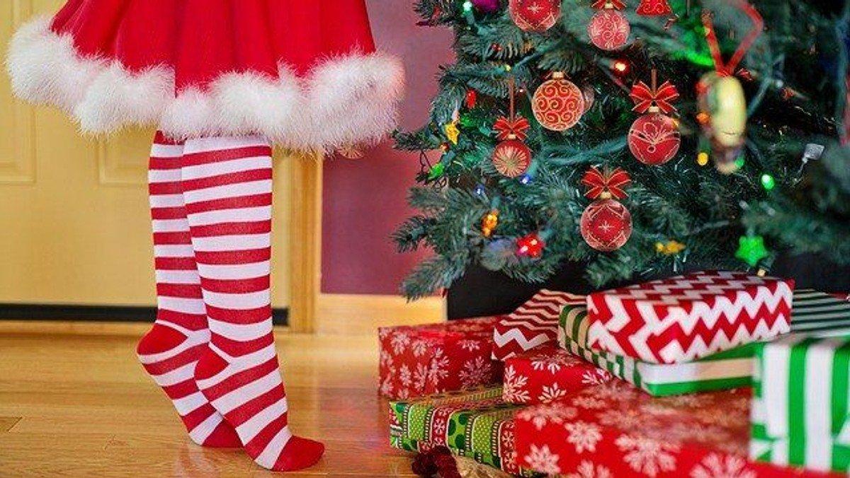 Børne-Julegudstjenste i Ledøje Kirke v. Mads