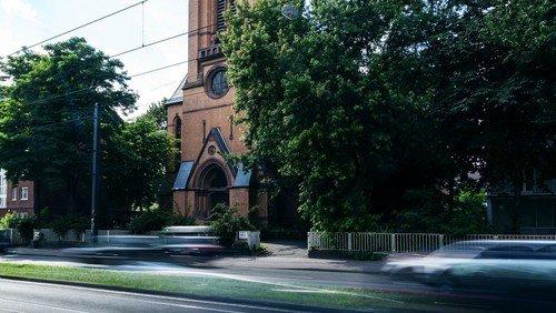 Abschiedsgottesdienst Christuskirche