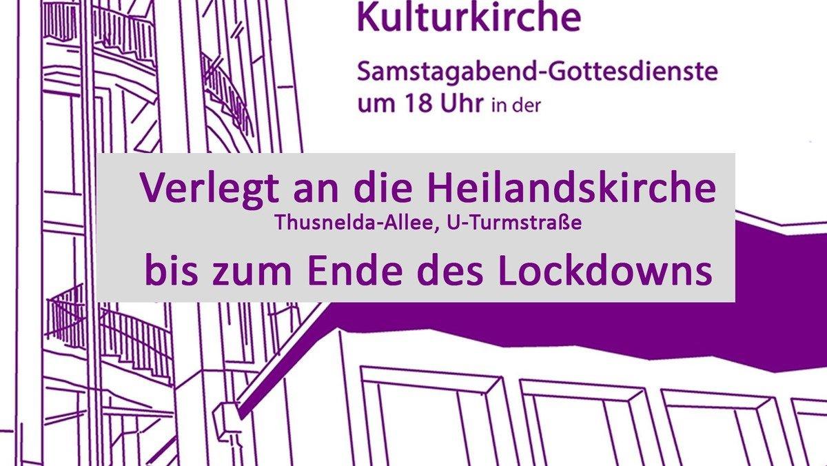 Solidarität in der Pandemie - Betroffene erzählen I Predigt: Philipp Harpain (künst. Leitung GRIPS-Theater)