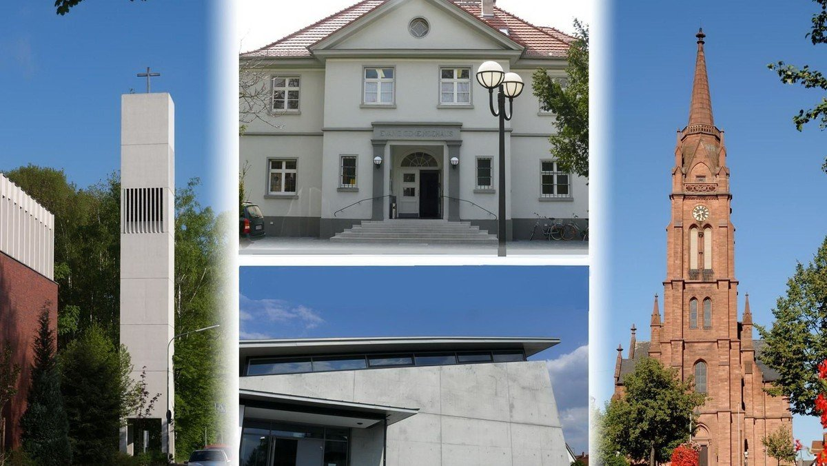Gottesdienste der Ev. Kirchengemeinde Langen