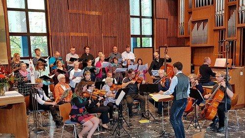 Nun komm, der Heiden Heiland - Musikalischer Gottesdienst zum 3. Advent