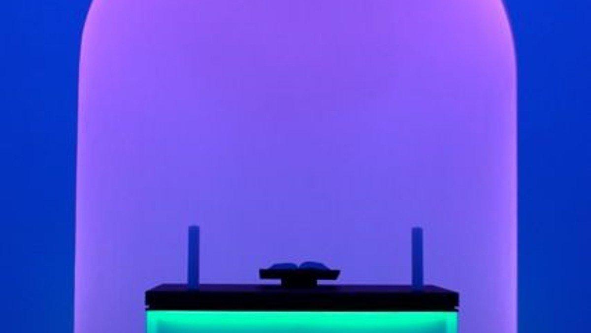 James Turrell, Luther´s Light: Präsentation der Lichtkunst