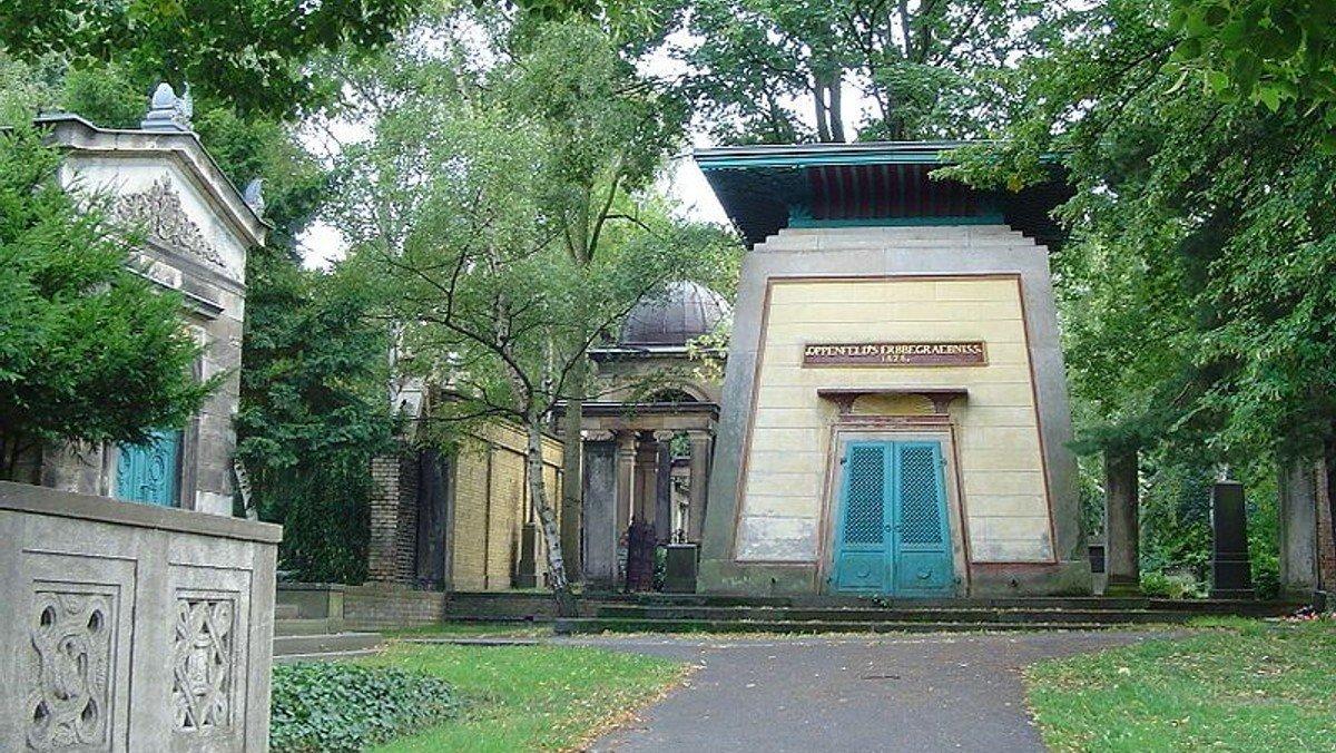 Faszinosum Friedhof - Spaziergang über den Friedhof Dreifaltigkeit II