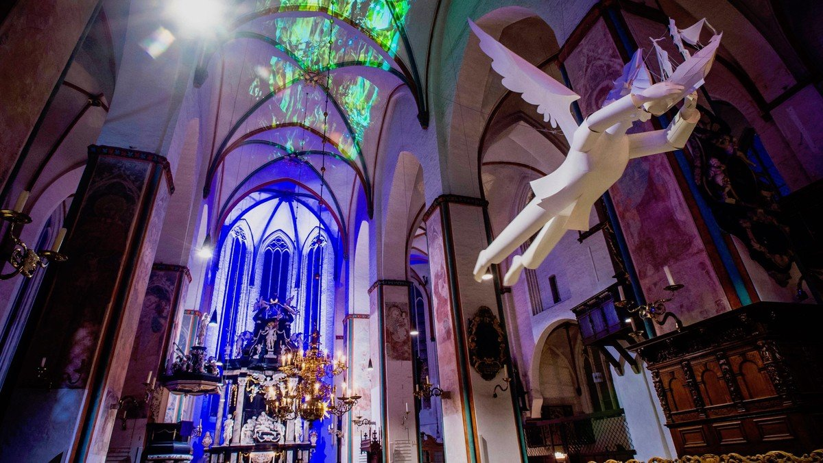 Jazz-Gottesdienst mit Abstand und verbindender Musik mit Pastor Lutz Jedeck und Pastor Robert Pfeifer