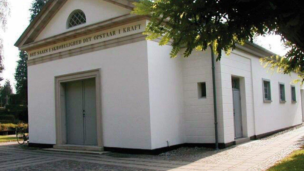 Allehelgensgudstjeneste i Hørsholm Kirkegårds Kapel OBS!  TILMELDING