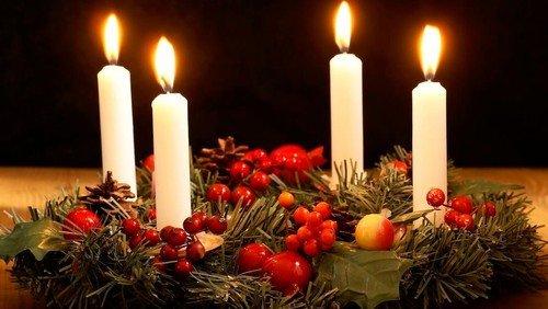 Højmesse - 4. søndag i advent. Julens poesi. En musikalsk gudstjeneste.