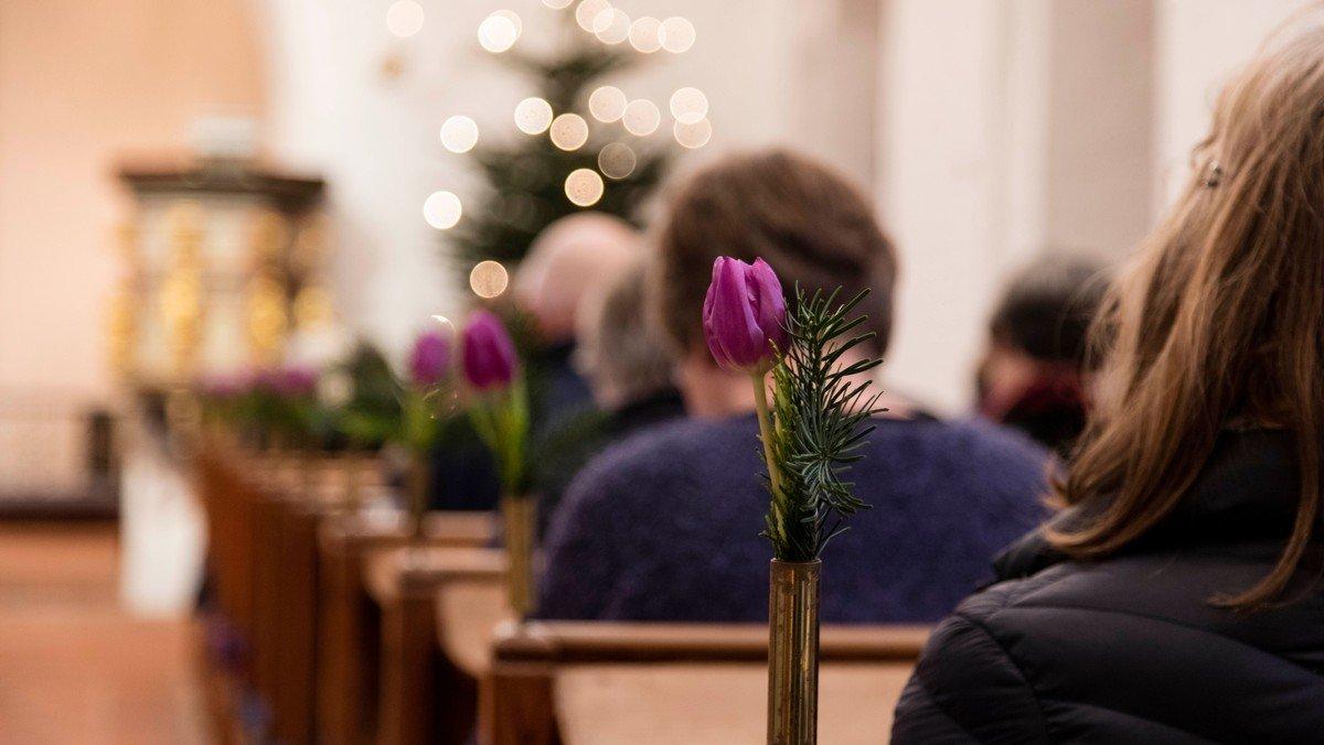 Stilhed før julen - gudstjeneste