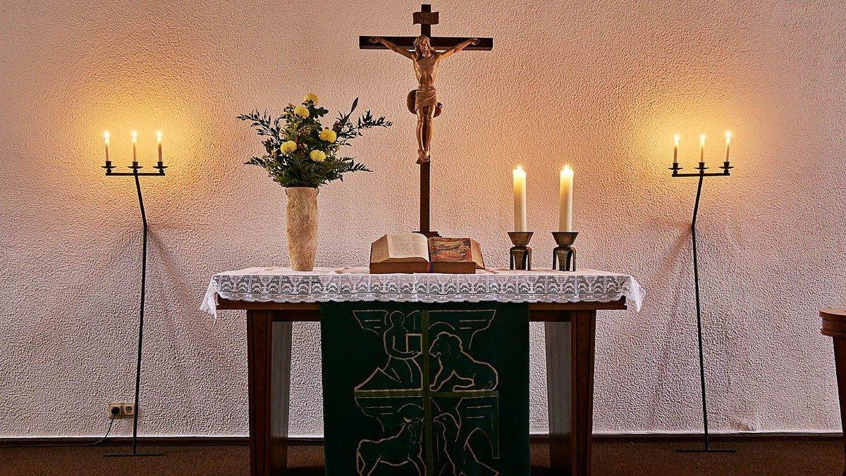 Offene Kapelle