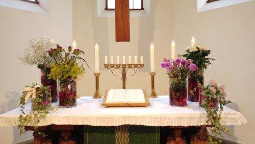 Ökumenischer Gottesdienst in St. Martin