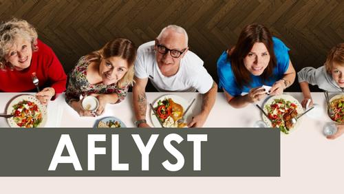 AFLYST - Skæring spiser sammen