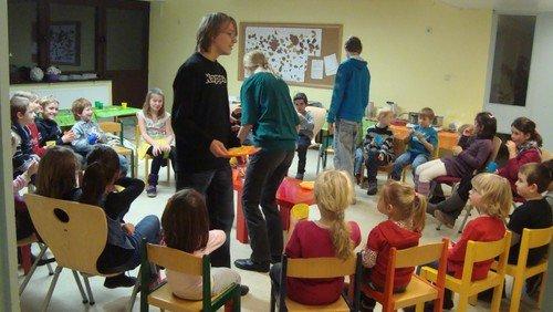 Kindertreff - Dreifaltigkeitskirche - 1. Gruppe