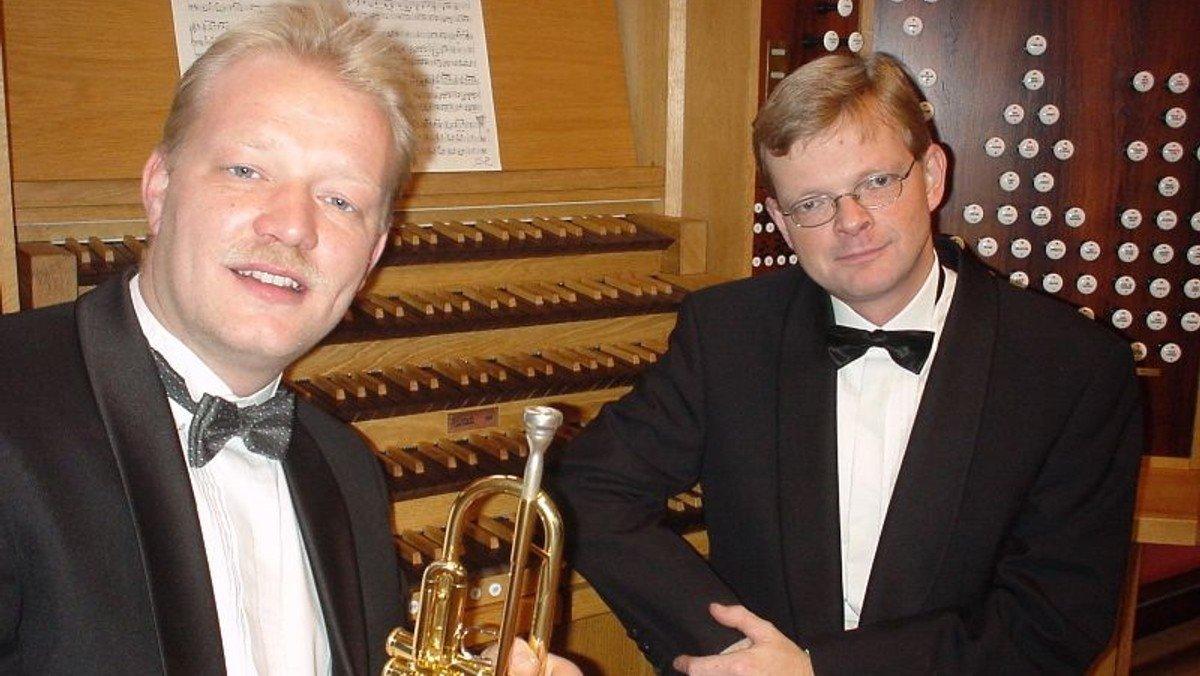 Udskudt til senere på foråret: Nytårskoncert med Lunde og Krebs (billetsalg foreløbig på pause)