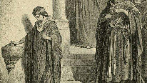 23. søndag efter trinitatis, Matthæus 12, 38-44