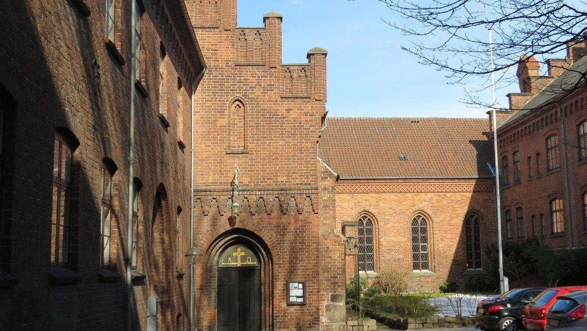 AFLYST - Julegudstjeneste i Klosterkirken