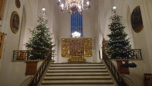Julegudstjeneste i Domkirken