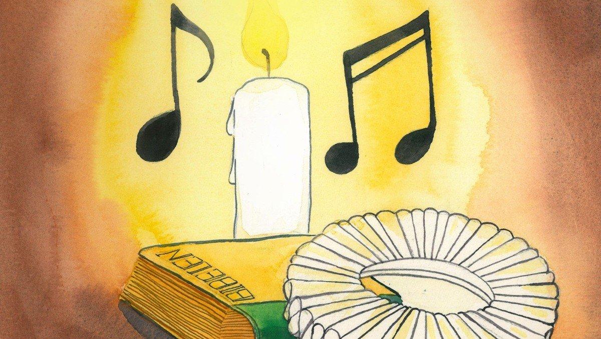 Højmesse 4. søndag efter trinitatis