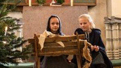 Børnehavegudstjeneste Nørager Kirke