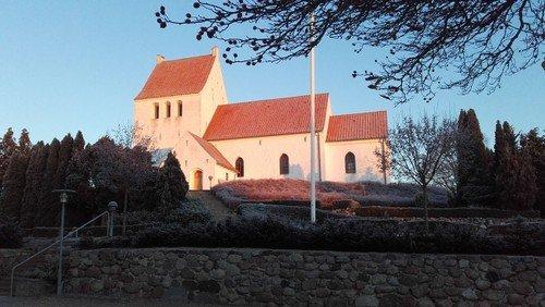 Fyraftenssang i Sdr. Asmindrup Kirke
