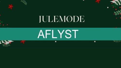 AFLYST. Fredagsmøde (husk tilmelding)