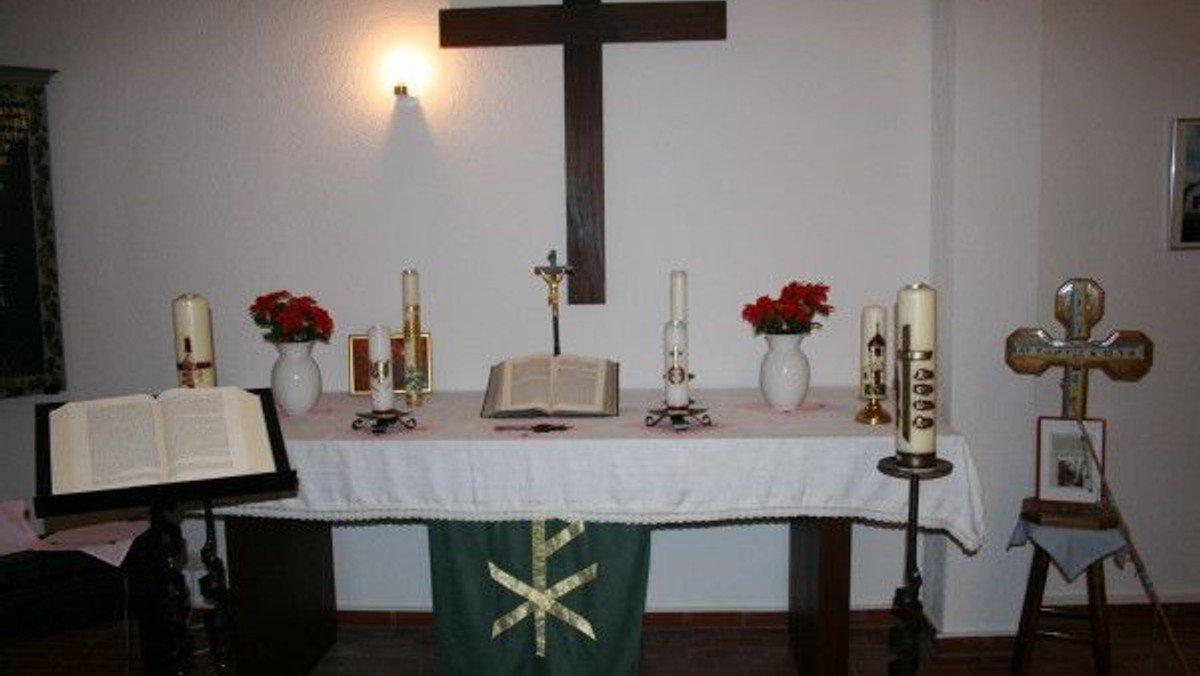 Gottesdienst in Stützkow
