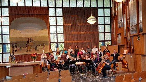 Musikalischer Gottesdienst zum 1. Advent