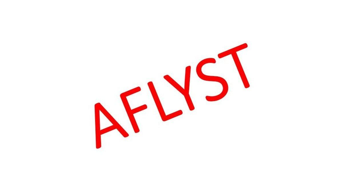 AFLYST - Gudstjeneste Gjesing Kirke - Nytårsaften