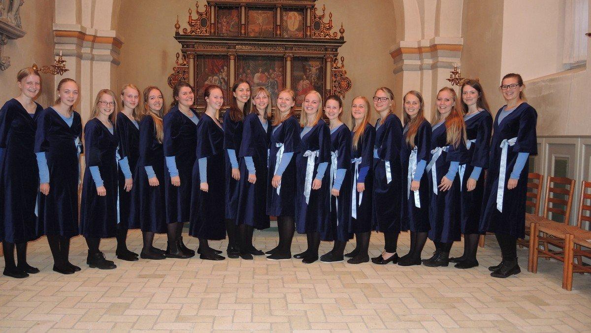 Julekoncert med kirkens kor