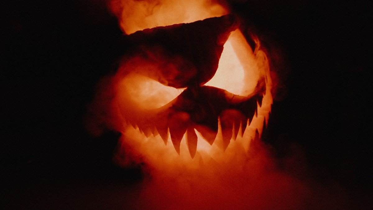 Halloween gudstjeneste i Bryrup Kirke