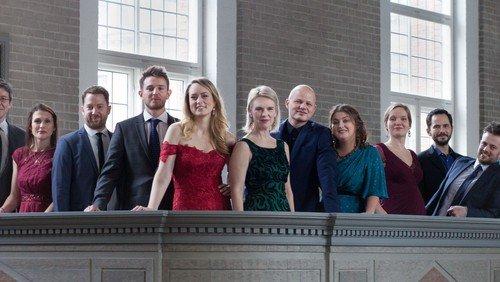 Påskekoncert med Ars Nova Copenhagen og Domorganist Kristian Krogsøe