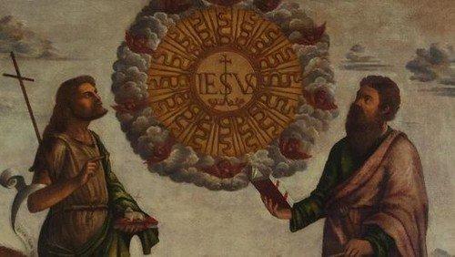 4. søndag i advent, Johannes 1, 19-28