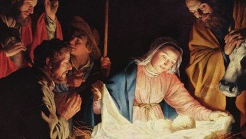 Juleaften, Lukas 2, 1-14