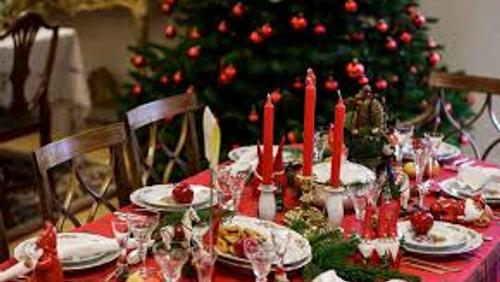 Dansk juleaften med traditionel julemiddag