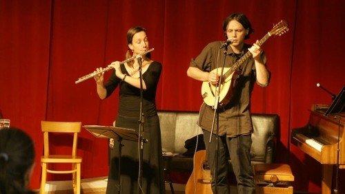 """Konzert mit Duo """"Gräser und Steine"""""""