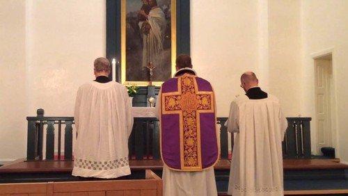 Messe og vesper